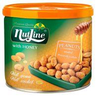 Nutline Honey Peanuts 135g
