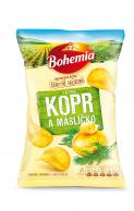Bohemia Chips kopr a máslíčko 120g
