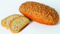 Chléb slunečnicový s žitnou záparou 500g krájený bal.
