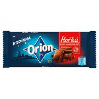 Čokoláda Orion Rodinná hořká 150g