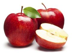 Jablko červené