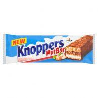 Oplatka Knoppers NutBar Single 40g