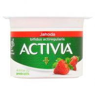 Jogurt Activia jahoda 120g