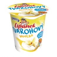Lipánek tvarohový vanilka 130g