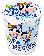 BIO Matylda tvaroh s jogurtem bílá 125g