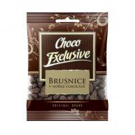 Brusinky v hoř.čokoládě 80g