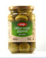 Olivy zelené gigant 360g/200g