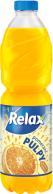 Relax Pulpy Pomeranč PET 1,5L