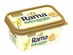 Rama Máslová příchuť 100% Natural 400g