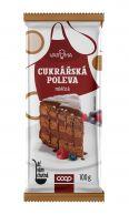 Poleva kakaová mléčná tabulková 100g Varoma