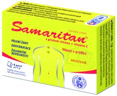 Nápoj Samaritan citrus 8x5g