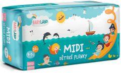 Pleny Babyland Midi 50ks